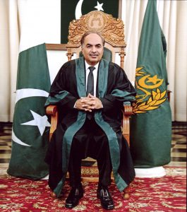 Honorable Mr. Justice Ahmed Ali M. Shaikh